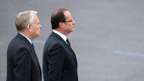 Kans niet uitgesloten dat Hollande afscheid moet nemen van zijn eerste minister