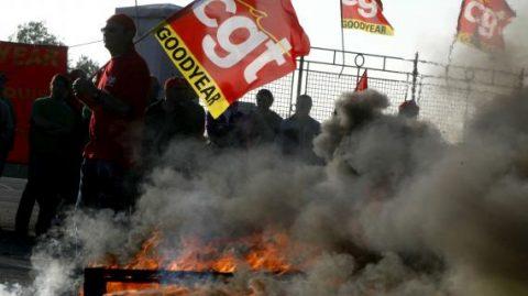 Hoe Franse vakbonden werkgelegenheid vernietigen