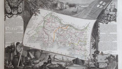 Departement de Bouches du Rhône