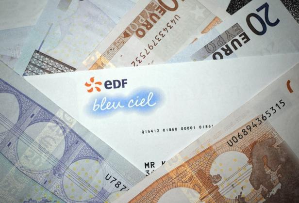 EDF factuur