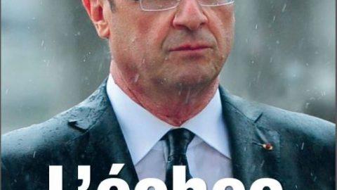 Oppositiepartij UMP gaat Frankrijk volplakken: Echec