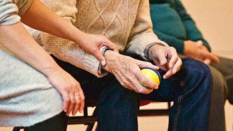 Thuishulp voor ouderen in Frankrijk