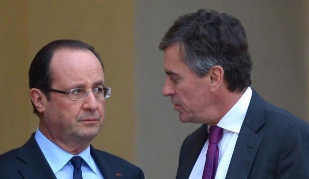 Hollande Cahuzac