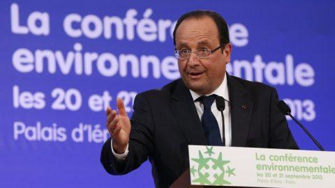 Hollande wil milieubelasting invoeren