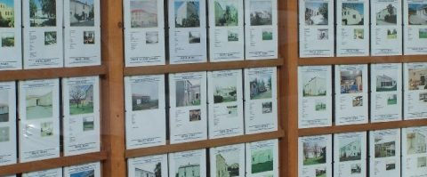 Huizen- en grondprijzen, huren