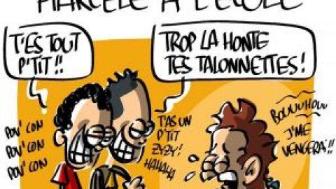 Dag tegen het pesten in Frankrijk