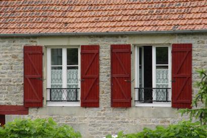Luiken En Buitendeuren Wonen En Leven In Frankrijk