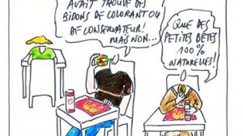 2014 meest succesvolle jaar voor McDonalds in Frankrijk