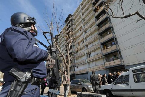 Marseille krijgt nog meer politieversterking