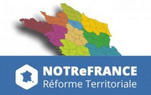 Regio's van Frankrijk en de wet NOTRe