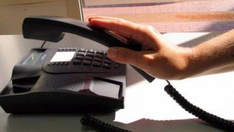 Afscherming verkooptelefoontjes werkt vrijwel niet