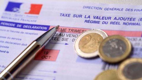 Gerommel met de btw zou de Franse schatkist € 32 miljard kosten