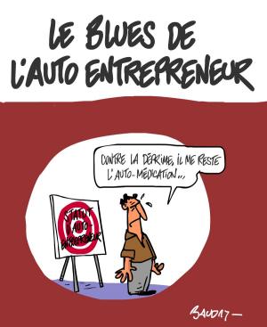 Le blues de l'auto entrepreneur (Baudry)