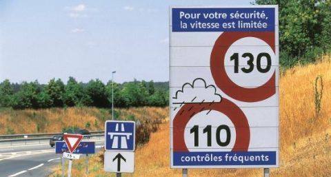 Veel Belgen op de bon wegens te hard rijden