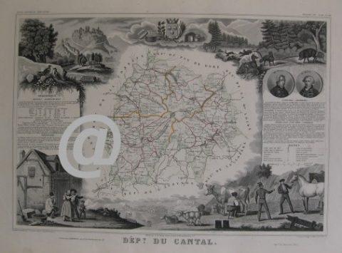 Departement du Cantal