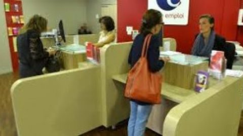 Werklozen Frankrijk niet op zoek naar werk