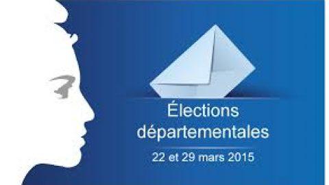 Departementale verkiezingen