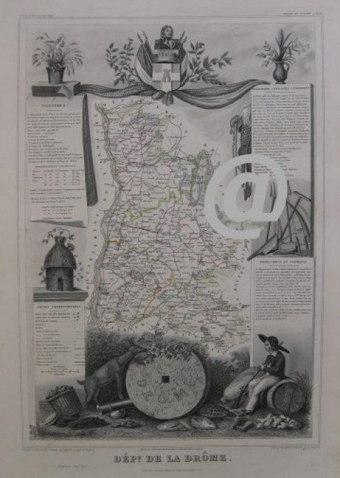 Departement de la Drôme