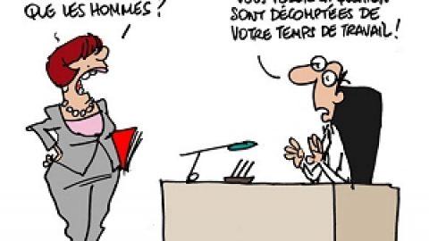 Wet op seksegelijkheid in Frankrijk