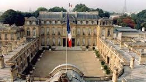 Nieuwe ministersploeg Valls