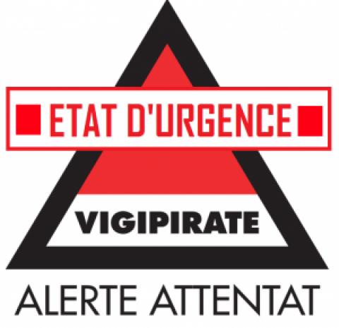 Noodtoestand in Frankrijk