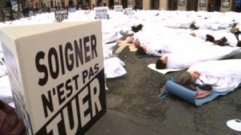 Franse euthanasiewetgeving op til