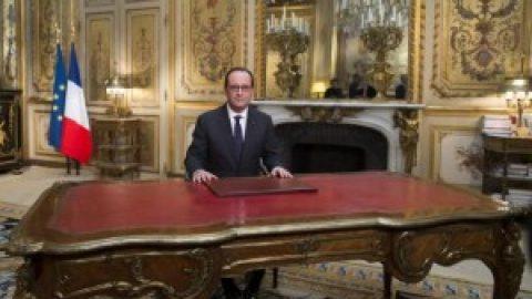 Nieuwjaarstoespraak François Hollande
