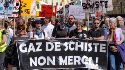Parlementair rapport: Frankrijk moet schaliegas gaan exploiteren