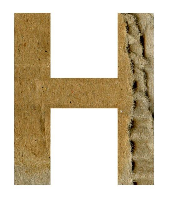 """Letter """"H""""in de Franse taal"""