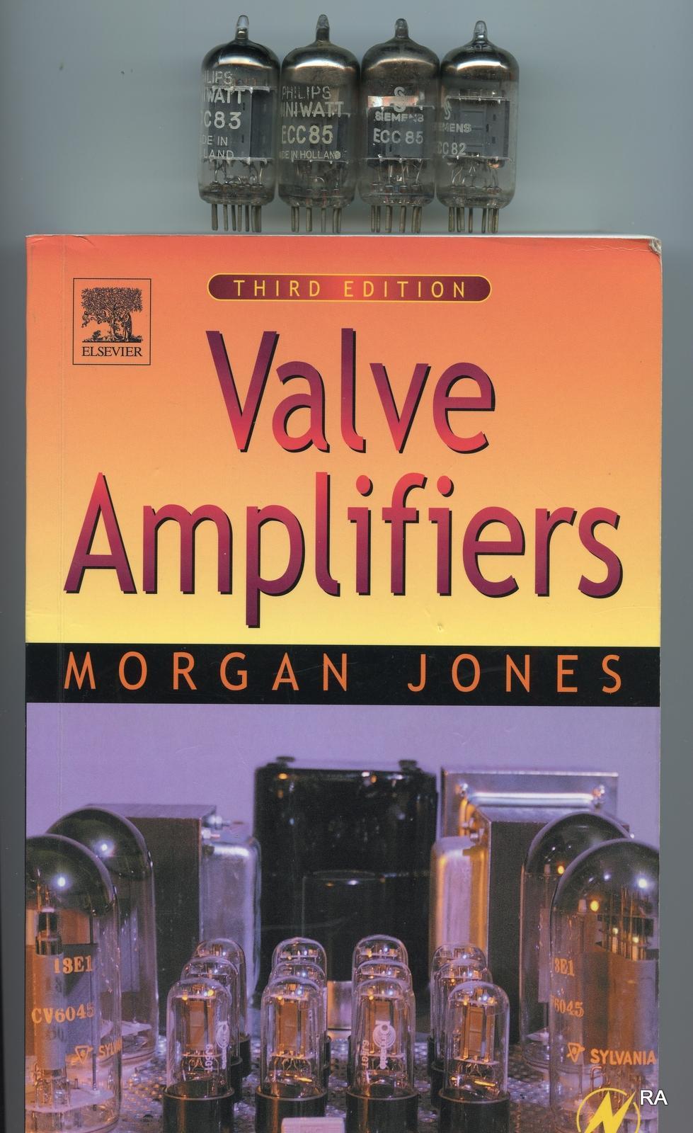 Designing valve amplifiers