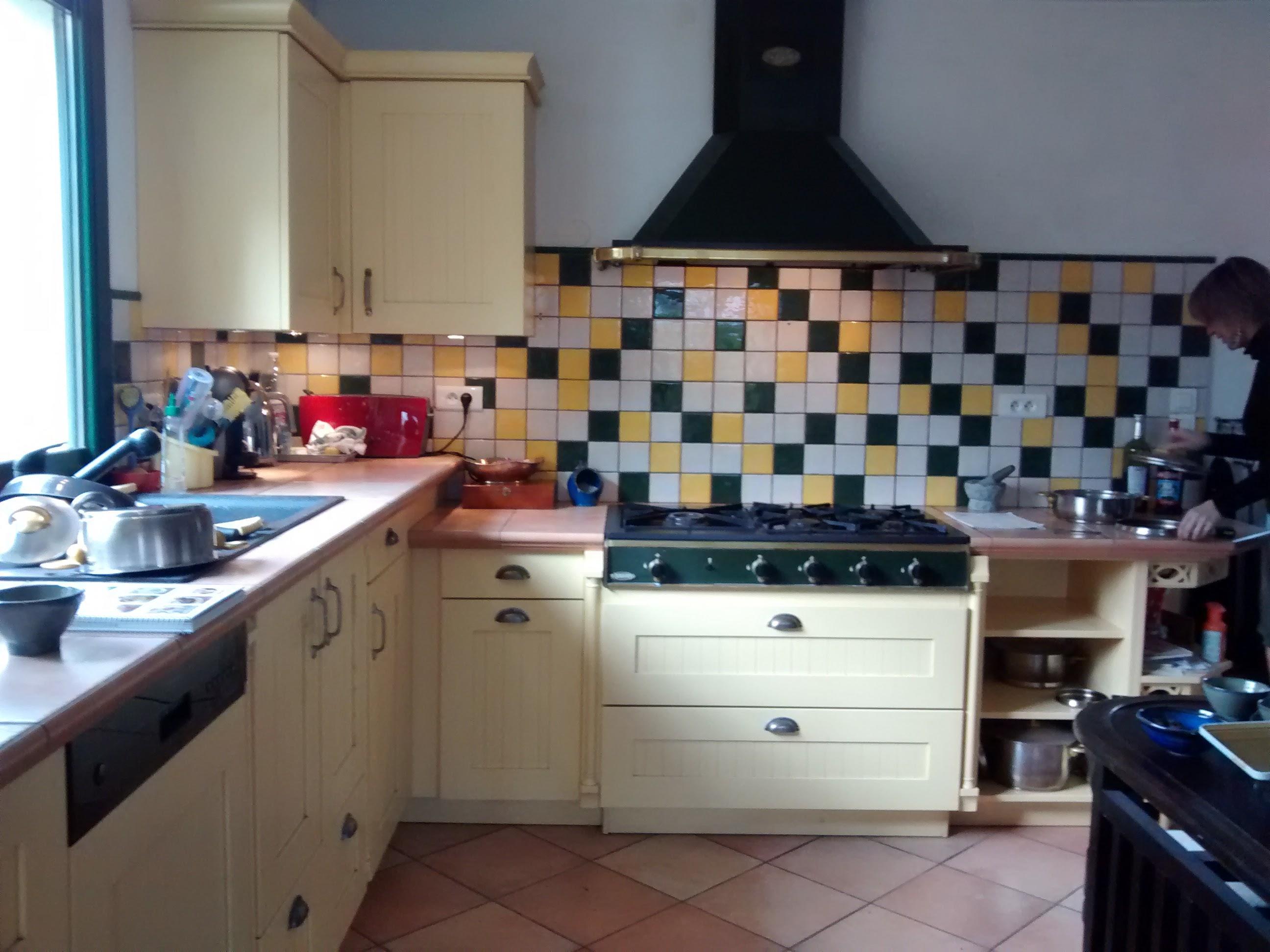 Oorspronkelijke keuken