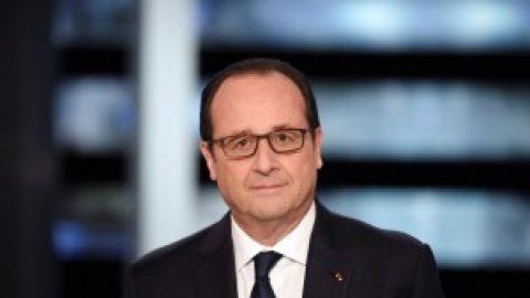 Hollande geeft twee uur durend interview