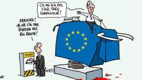 UK en Frankrijk op weg naar EU-exit