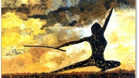 Jenny Vonk – van den Berg, galeriehoudster en kunstschilder