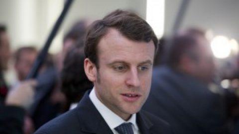 Wet Macron voor vernieuwing van economie