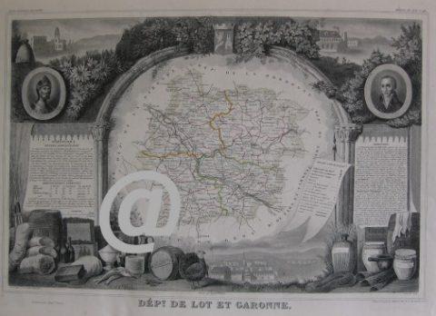 Departement de Lot et Garonne