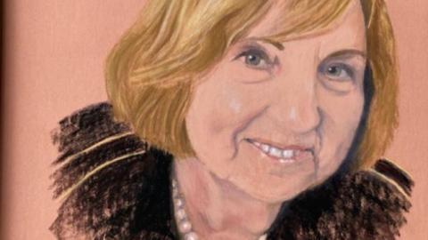Maryvonne Beekhof, portretschilder