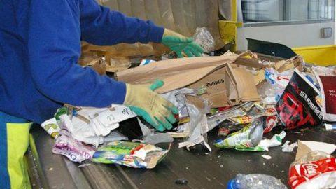 Recycling in Frankrijk loopt nog achter