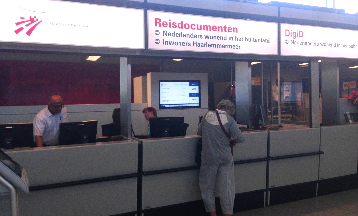 paspoort Schiphol2