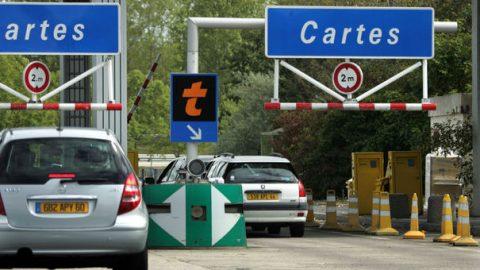 Péage niet betalen: beheerders autoroutes mogen kentekenregister raadplegen