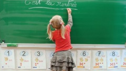 Kinderopvang in Frankrijk