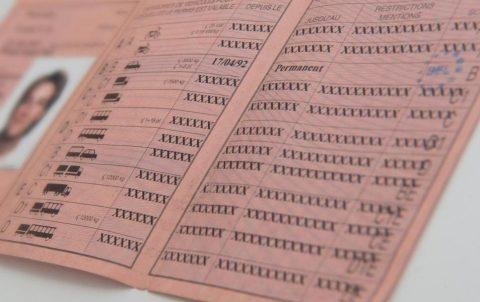 Rijbewijs verlengen in Frankrijk