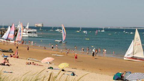 Franse vakantiegangers doen het rustiger aan