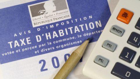 Tax d'habitation