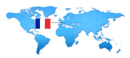 werken in Frankrijk