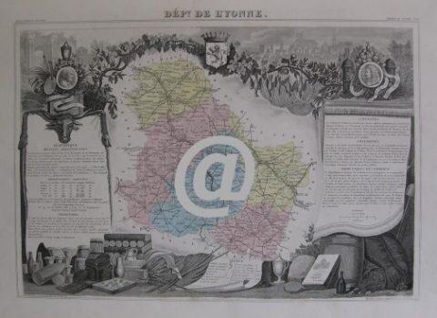Departement de l'Yonne